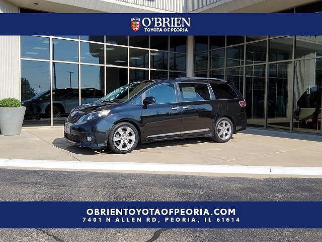 2013 Toyota Sienna SE for sale in Peoria, IL