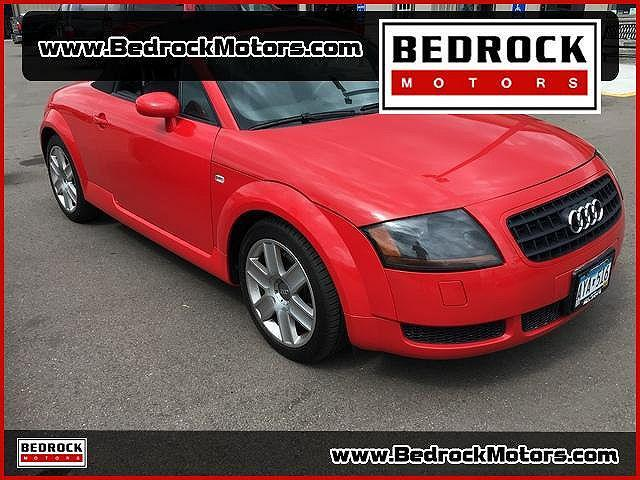 2004 Audi TT 2dr Roadster quattro Manual for sale in Rogers, MN