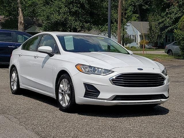 2020 Ford Fusion SE for sale in Louisville, KY