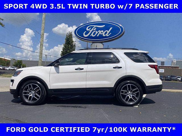 2018 Ford Explorer Sport for sale in Louisville, KY