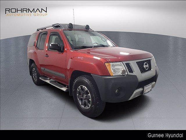2014 Nissan Xterra Pro-4X for sale in Gurnee, IL