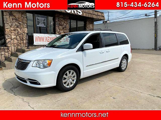 2014 Chrysler Town & Country Touring for sale in Ottawa, IL