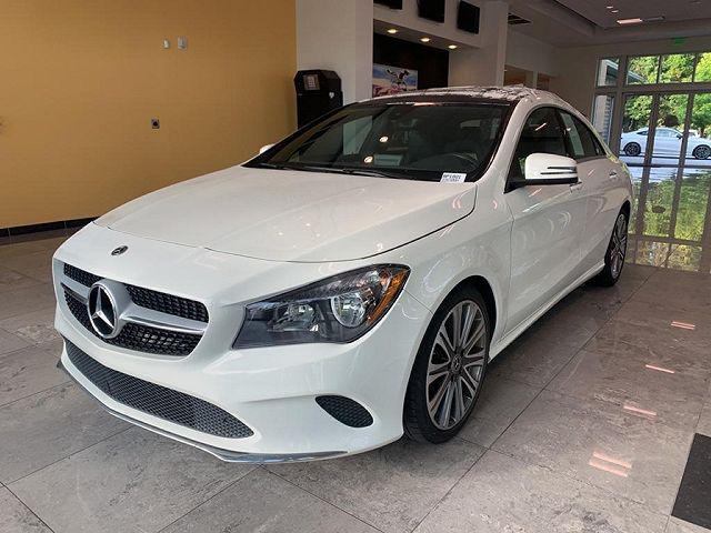 2018 Mercedes-Benz CLA CLA 250 for sale in Mount Pleasant, SC