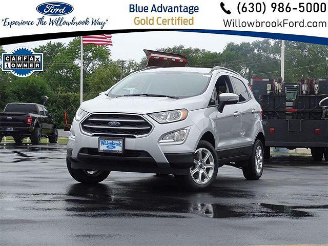 2018 Ford EcoSport SE for sale in Willowbrook, IL