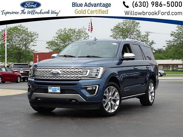 2018 Ford Expedition Platinum for sale in Willowbrook, IL