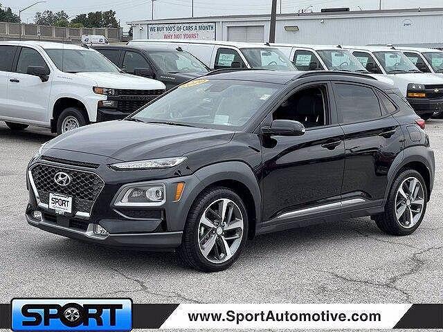 2020 Hyundai Kona Ultimate for sale in Silver Spring, MD