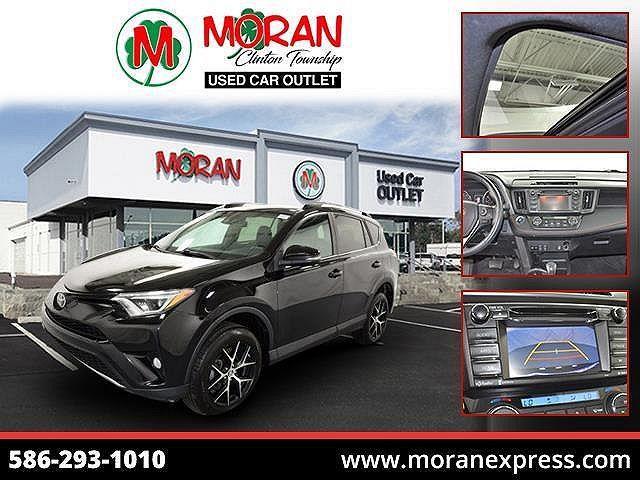 2017 Toyota RAV4 SE for sale in Clinton Township, MI