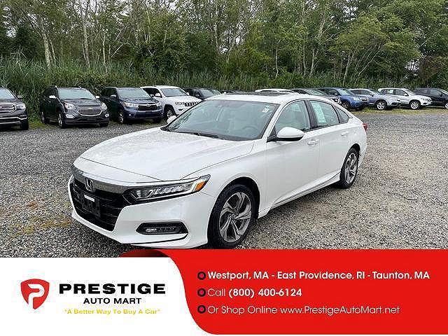 2018 Honda Accord Sedan EX 1.5T for sale in Westport, MA