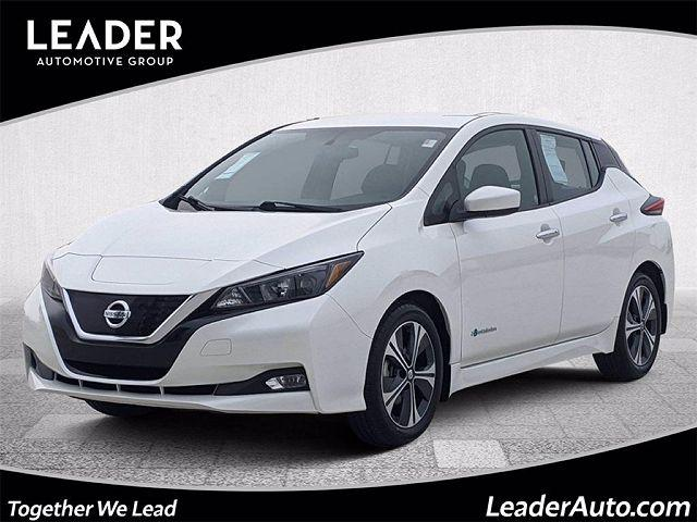 2018 Nissan LEAF for sale near Chicago, IL