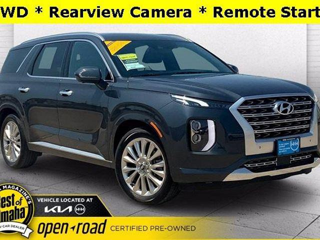 2020 Hyundai Palisade Limited for sale in Omaha, NE