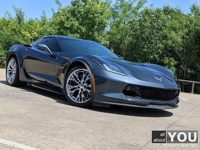 2019 Chevrolet Corvette Grand Sport 3LT for sale in McKinney, TX