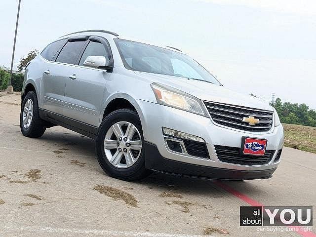 2014 Chevrolet Traverse LT for sale in McKinney, TX