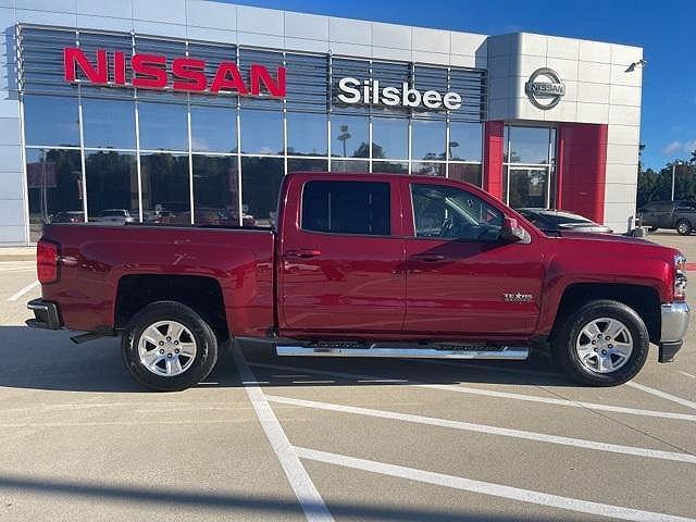 2018 Chevrolet Silverado 1500 LT for sale in Silsbee, TX
