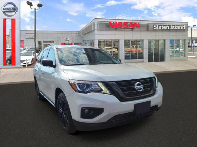 2018 Nissan Pathfinder SL [15]