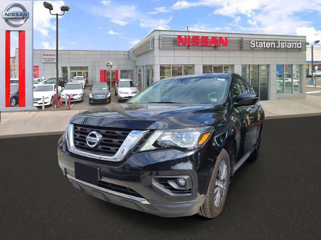 2018 Nissan Pathfinder SV [6]