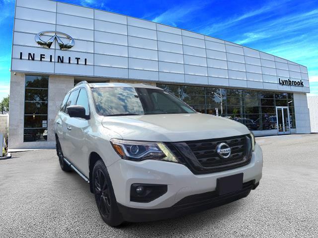 2018 Nissan Pathfinder SL [10]