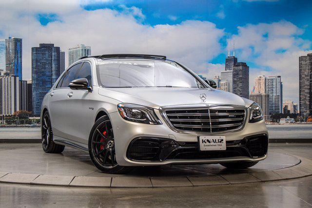 2019 Mercedes-Benz S-Class AMG S 63 for sale in Lake Bluff, IL