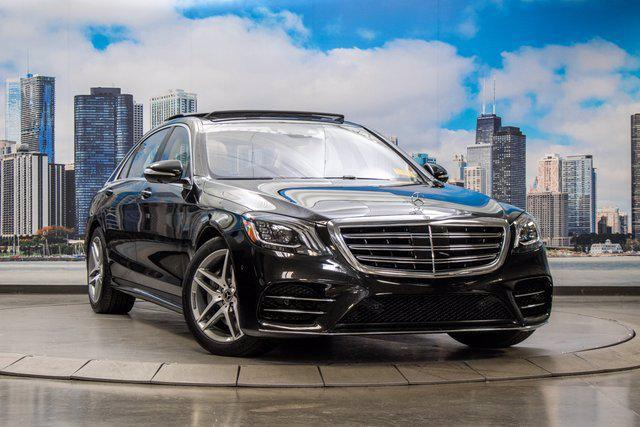 2019 Mercedes-Benz S-Class S 450 for sale in Lake Bluff, IL
