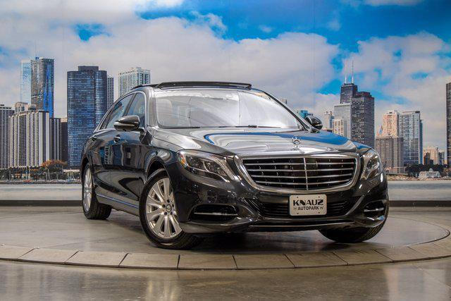 2015 Mercedes-Benz S-Class S 550 for sale in Lake Bluff, IL