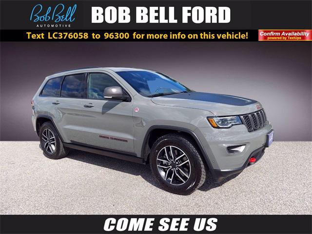 2020 Jeep Grand Cherokee Trailhawk for sale in GLEN BURNIE, MD