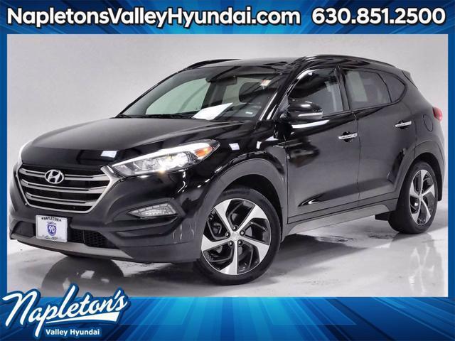 2018 Hyundai Tucson Limited for sale in Aurora, IL