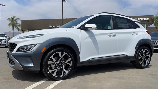 2022 Hyundai Kona Limited for sale in MORENO VALLEY, CA