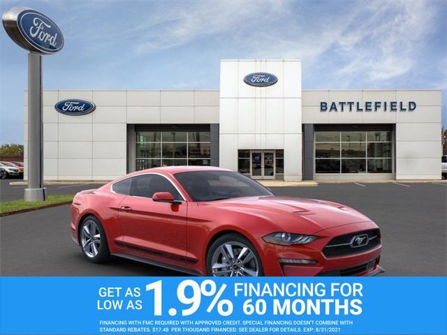 2021 Ford Mustang EcoBoost Premium for sale in Manassas, VA