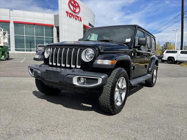 2020 Jeep Wrangler Sahara for sale in Edmonds, WA