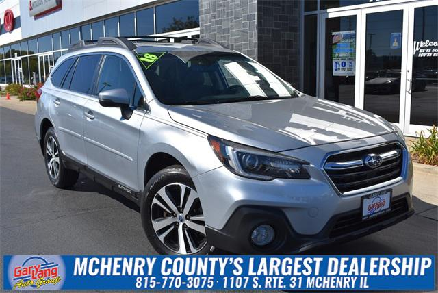 2018 Subaru Outback Limited for sale in McHenry, IL