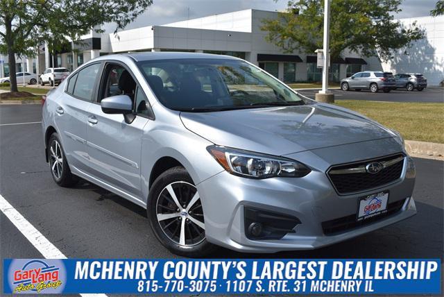 2019 Subaru Impreza Premium for sale in McHenry, IL