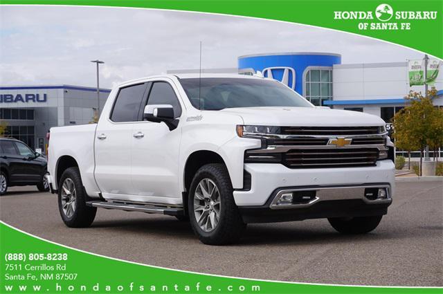 2020 Chevrolet Silverado 1500 High Country for sale in Santa Fe, NM