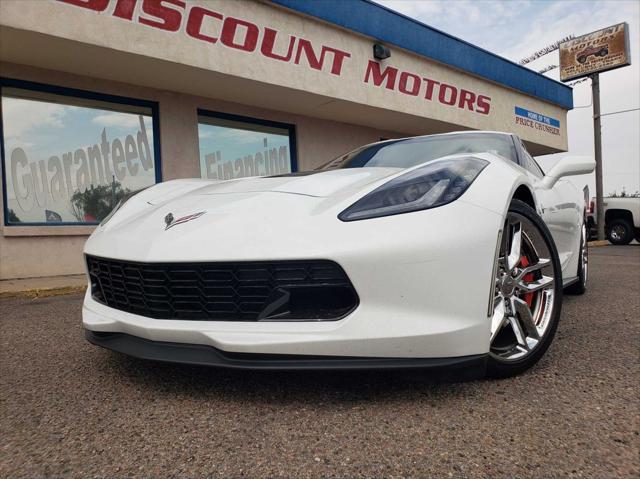 2015 Chevrolet Corvette Z51 2LT for sale in Pueblo, CO