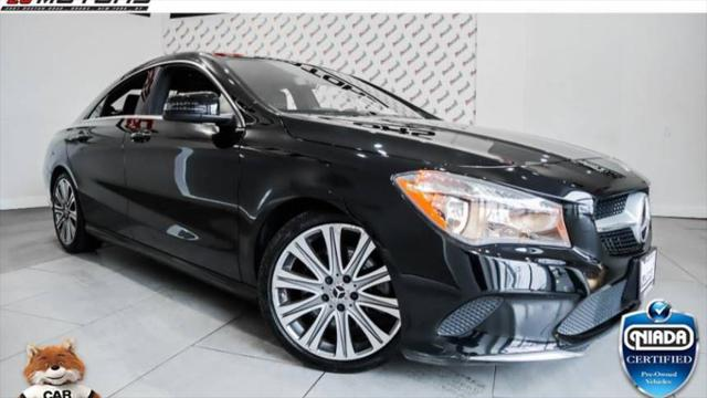 2018 Mercedes-Benz CLA CLA 250 for sale in Bronx, NY