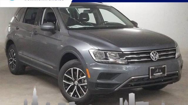 2021 Volkswagen Tiguan SE for sale in Chicago, IL