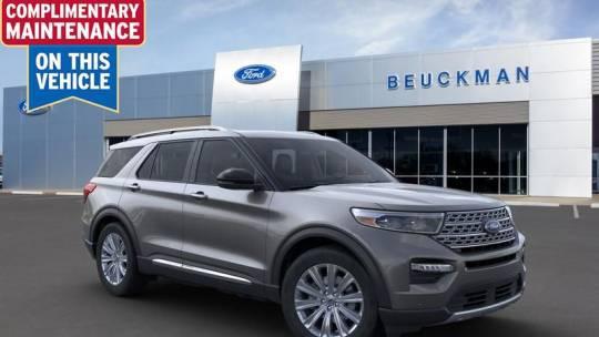 2021 Ford Explorer Limited for sale in Ellisville, MO