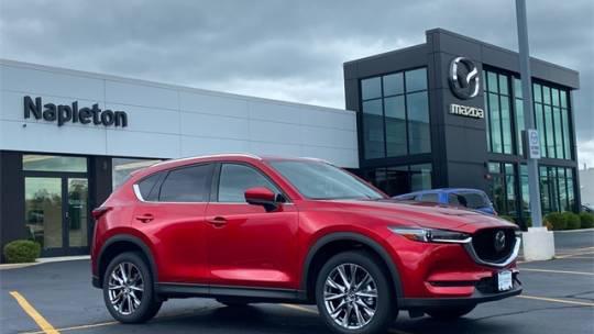 2021 Mazda CX-5 Signature for sale in Libertyville, IL