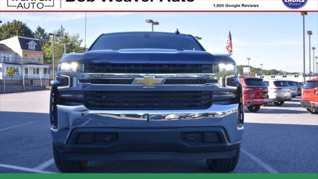 2021 Chevrolet Silverado 1500 LT for sale in Pottsville, PA