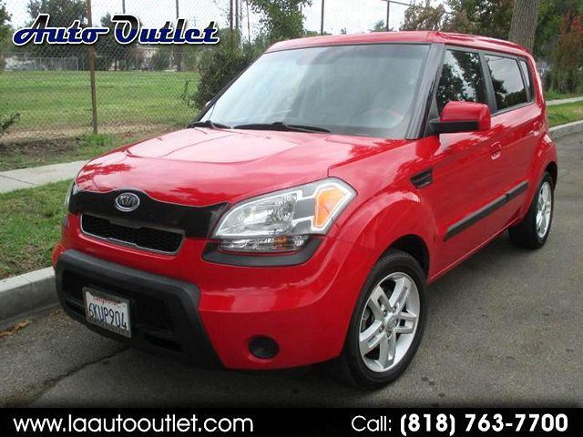 2010 Kia Soul + for sale in North Hollywood, CA
