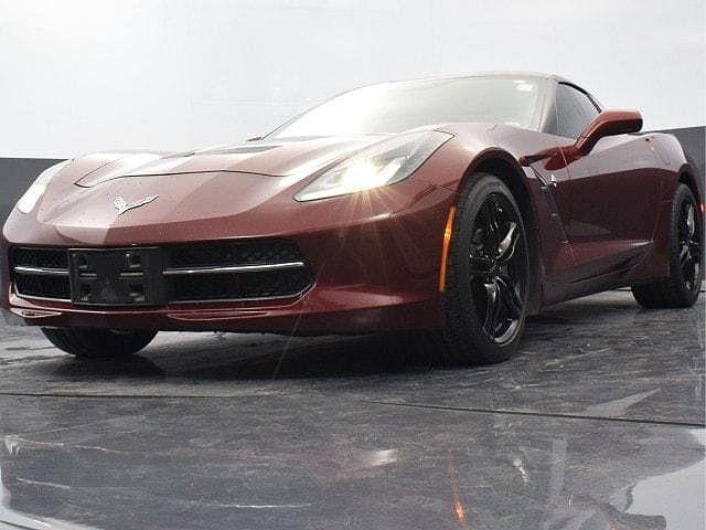2017 Chevrolet Corvette 1LT for sale in Boerne, TX