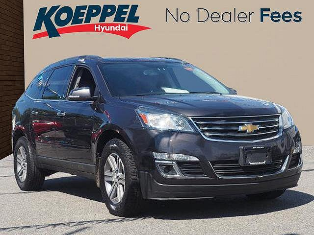 2015 Chevrolet Traverse LT for sale in Long Island City, NY