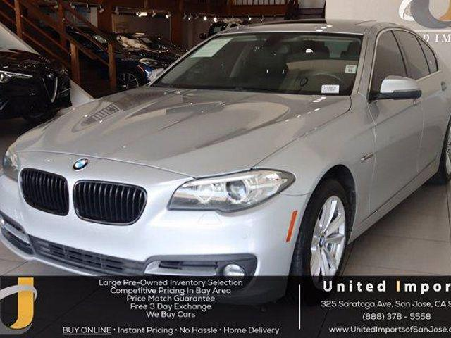 2015 BMW 5 Series 528i for sale in San Jose, CA