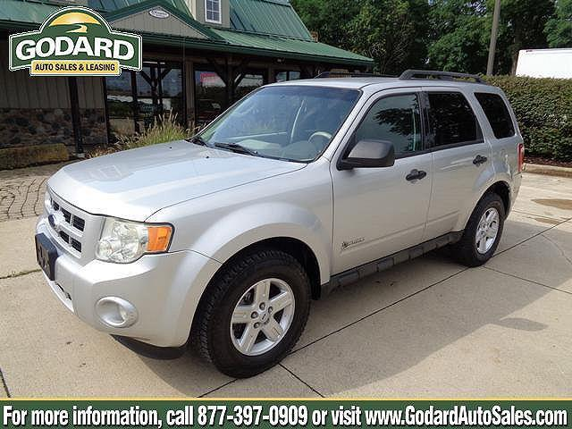 2009 Ford Escape Hybrid for sale in Medina, OH