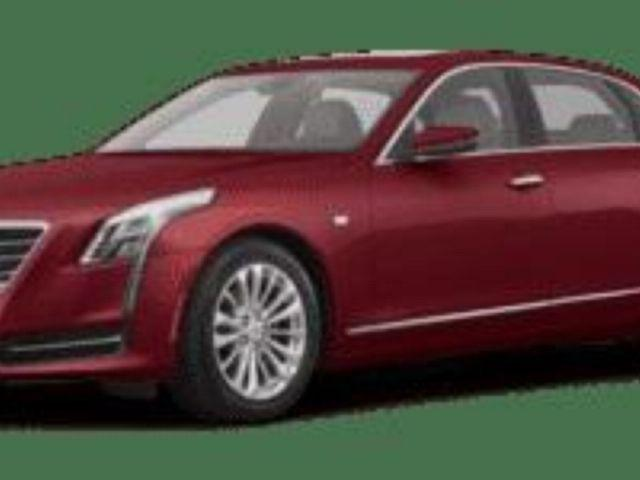 2016 Cadillac CT6 RWD for sale in Indianapolis, IN