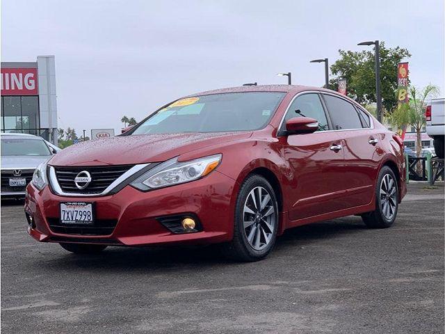 2017 Nissan Altima 2.5 SV for sale in Escondido, CA