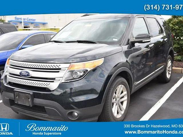2015 Ford Explorer XLT for sale in Hazelwood, MO
