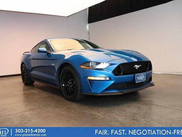 2019 Ford Mustang GT for sale in Golden, CO