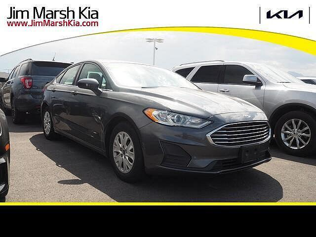 2019 Ford Fusion S for sale in Las Vegas, NV