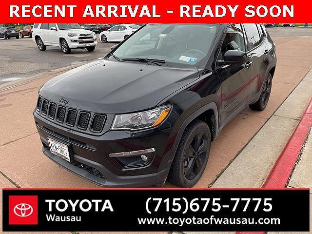2021 Jeep Compass Altitude for sale in Wausau, WI