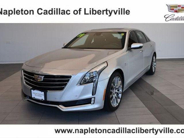 2018 Cadillac CT6 Luxury AWD for sale in Libertyville, IL
