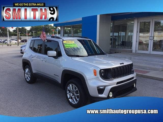2019 Jeep Renegade Latitude for sale in Hammond, IN